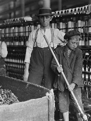 Child labour 1800